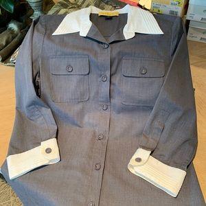 St. John classy blouse
